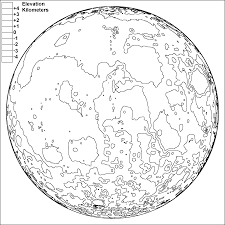 moon coloring pages moon coloring pages printable archives best