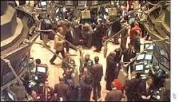 Bolsas americanas fecham em alta após muita oscilação | BBC ...