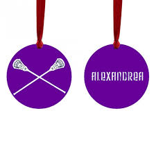 lacrosse gifts jewelry and ornaments