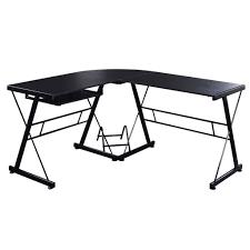 Metal L Shaped Desk Furniture Modern L Shaped Desks Just Perfect For Corner Work