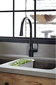 kohler black kitchen faucets matte black kitchen faucet and kitchen faucets 53 matte black pull