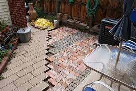 Installing Pavers Patio Paver Patio Restoration Company Columbus Ohio Paver Patio Repair