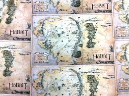 map hobbit lord of the rings the hobbit middle earth territory map digital