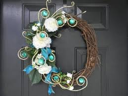 turquoise aqua wreath pictures photos and images for