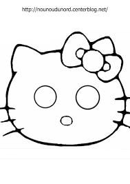 hello kitty à imprimer