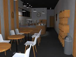 pos café u2013 interior design éléonore ly