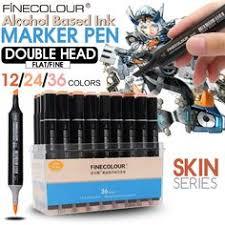 pas cher couleur stylo art marqueur dessin ensemble couleurs