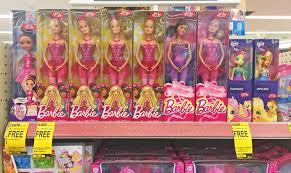amazon black friday deals doll dress amazon daily deal barbie 2016 holiday doll 19 reg 39