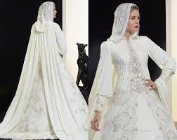 discount 2015 saudi arabia muslim wedding dresses high collar