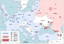 Russia Map Image Large Russia by Russia Vs Nato 07 Militaries Pinterest Russia And Military