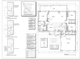 The Dakota Floor Plan by Arrowhead Drafting