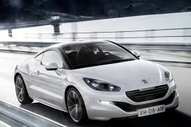 new peugeot sports car peugeot shows off facelifted rcz in new official photos