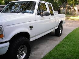 1995 Ford Lifted F150 500 Xlt 351w For Sale Spring Texas