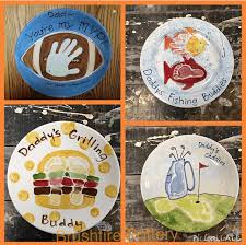 it s your special day plate 5 great paint your own pottery ideas for s day create it