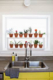 Shelves Design For Kitchen by Diy 20 Ideas Of Window Herb Garden For Your Kitchen Designrulz