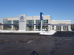 lexus of glendale staff visit our new acura showroom near milkwaukee wi acura of brookfield