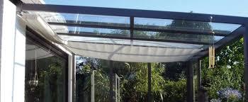 veranda vetro strutture in alluminio e vetro