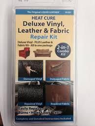 Leather Sofa Rip Repair Kit Best Liquid Leather Pro Leather And Vinyl Repair Kit