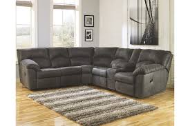 charcoal sectional sofa sectional sofas ashley furniture homestore