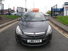 vauxhall corsa 1 0 excite ac ecoflex 3dr manual for sale in st
