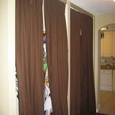 Cheap Closet Door Ideas Bed Bath Attractive Closet Door Ideas For Bedroom Decoration