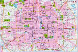 Sc Metro Map by Maps Update 1205832 Beijing Tourist Attractions Map U2013 Beijing