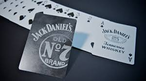 Bicycle Business Cards Bicycle Jack Daniels Old No 7 Playing Cards