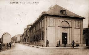bureau de poste ouvert l histoire postale de 1919 à 1940 à algrange algrange hier le