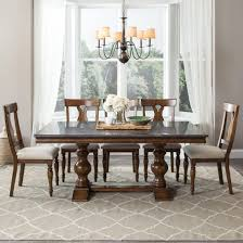 elegant classic trestle tables dining room kitchen dining table