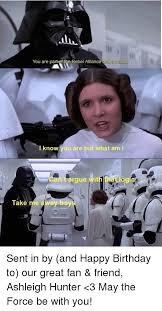 Star Wars Birthday Meme - 25 best memes about star wars star wars memes