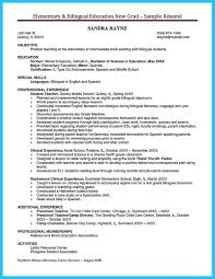 Working Student Resume Sample Philippines by Breathtaking Facts About Bilingual Resume You Must Know