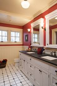 bathroom design amazing red bathroom ideas red and gold bathroom
