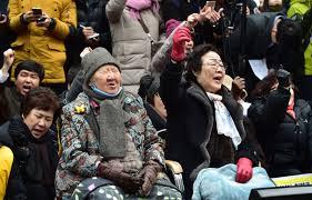 Japanese Comfort Women Stories Comfort Women U0027 Statue Strains 60 Year San Francisco Osaka Alliance