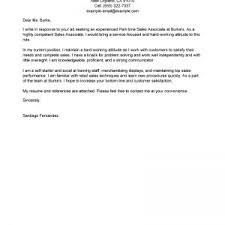 cover letter examples more cover sample example for job email