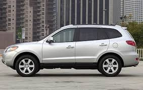 2007 hyundai santa fe information and photos zombiedrive