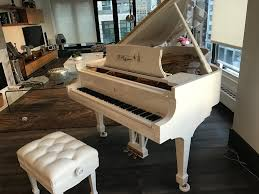 How Tall Is A Piano Bench Steinway Pianos For Sale Lightly Used Steinway Grand Piano