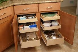 Kitchen Cabinets With Pull Out Shelves Pull Out Shelves For Kitchen Cabinets Canada Home Design Ideas