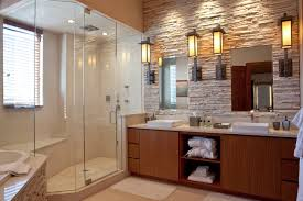 Bathroom Design San Diego Mountain Contemporary Cabin Contemporary Bathroom San Diego