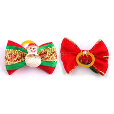 christmas hair bows 20pcs christmas hair bows paw moments