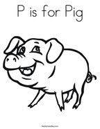 wilbur pig coloring twisty noodle