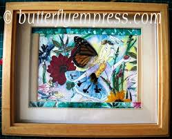 pressed flower art embellished prints michele the eclectic