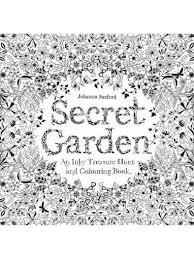 buy secret garden colouring book eshop