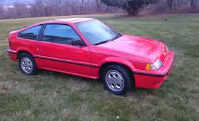 Honda Crx 1987 Pick A Car Honda Crx Hf And Si