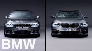 cars comparable to bmw 5 series bmw vs bmw the bmw 5 series 6th vs 7th generation