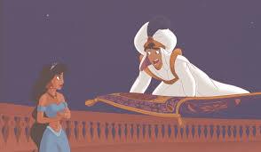 aladdin jasmine u0026 genie free disney aladdin