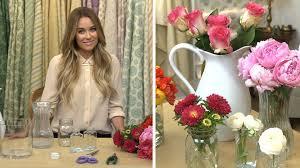 lauren conrad home decor lauren conrad floral arrangements youtube