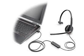 plantronics blackwire c310 monaural headset
