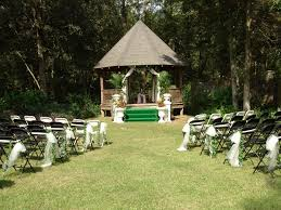 backyard wedding reception ideas to enjoy the view of nature all
