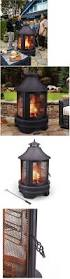 Char Broil Outdoor Patio Fireplace by Fire Pits And Chimineas 85916 Patio Fire Pit Grill Outdoor
