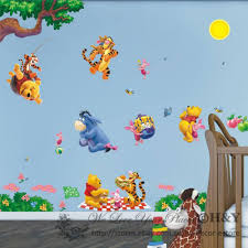 winnie the pooh wall decal home design ideas winnie the pooh wall decals canada